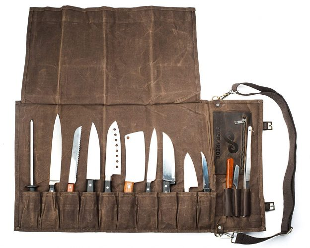Chef Knife Roll Bag (13 Slots)