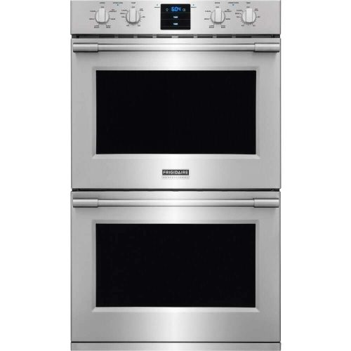 """Frigidaire Professional 30"""" Stainless Steel Double Electric Wall Oven - double wall ovens"""