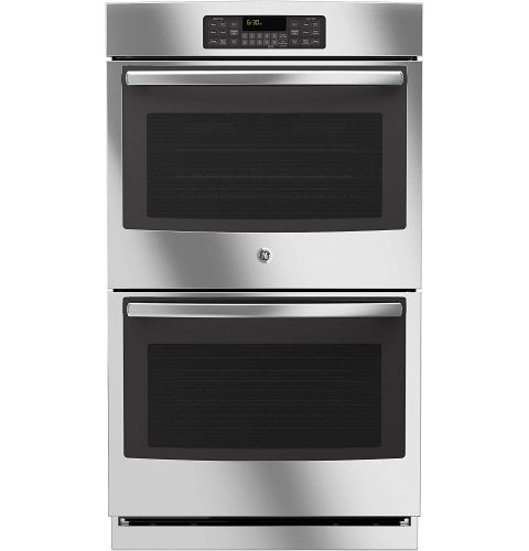 """GE JT3500SFSS 30"""" Stainless Steel Electric Double Wall Oven - double wall ovens"""