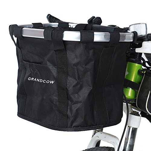 GRANDCOW Front Bicycle Bike Basket - Bike Baskets