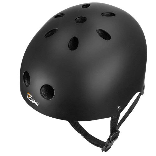 JBM Skateboard Helmet CPSC ASTM Certified Impact resistance Ventilation - skateboard helmet