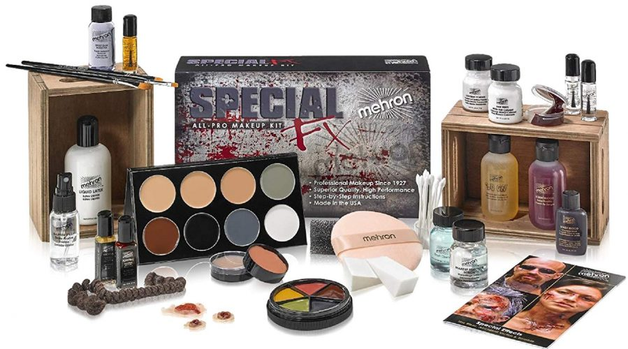 Mehron Makeup Special FX Kit - Professional Makeup Kits