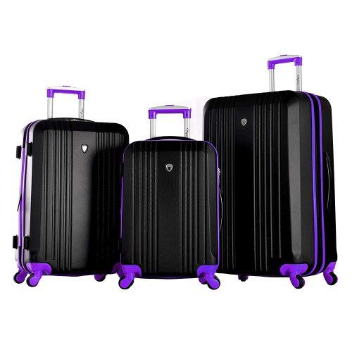 Olympia Apache 3pcs Hard case - hard case suitcases