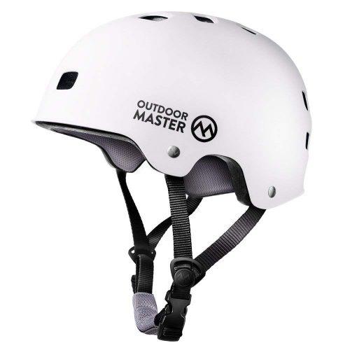 OutdoorMaster Skateboard Helmet – Lightweight - skateboard helmet