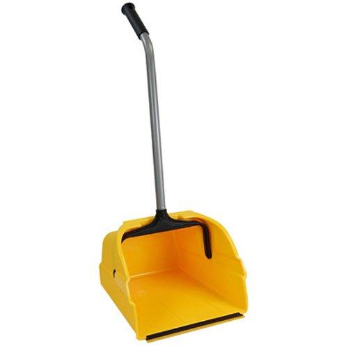 Quickie Debris Dustpan with Handle - dust pans