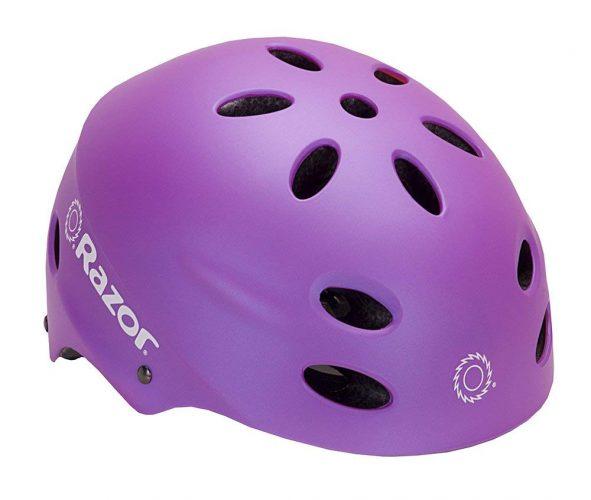 Razor V-17 Youth Multi-Sport Helmet - skateboard helmet