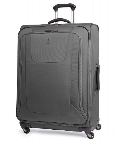 "Travelpro Maxlite3 Lightweight 29"" Expandable Spinner (One Size, Grey) - Lightweight luggage"