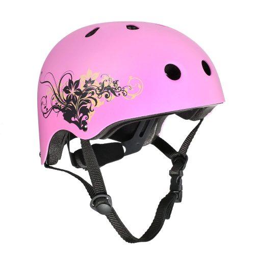 VOKUL Skateboard Helmet Sports Helmet CPSC ASTM Certified Impact Resistance Ventilation Skate Helmet - skateboard helmet