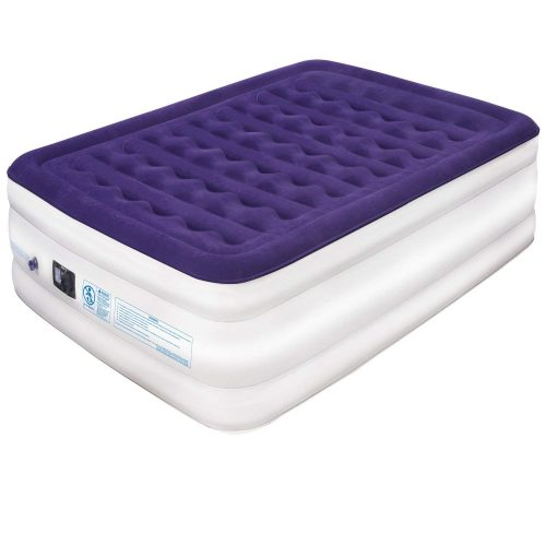 Yeacar Upgraded Air Mattress Bed Inflatable Airbed - Air Mattress