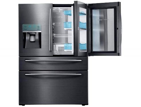 Samsung Appliance RF28JBEDBSG 36 Inches French Door Refrigerator [Black] French Door Refrigerators