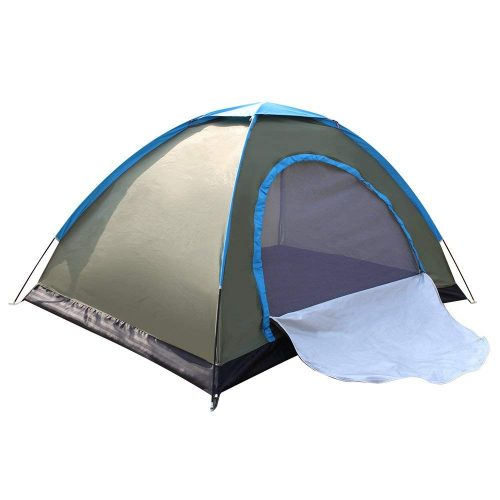 WINMI 2 Person Tent Folding Waterproof Tent Camping Instant Tent for Hiking, Travel, Garden, and Outdoor