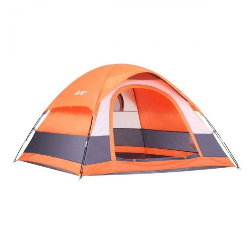 SEMOO Water Resistant, 2-3 Person, 1 Door, 3-Season Lightweight Dome Tent for Camping with Carry Bag