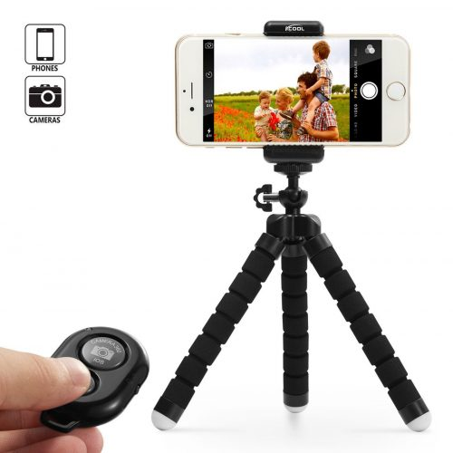 KCOOL Phone Tripod Stand Holder for iPhone
