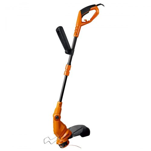 Worx WG119 Electric Grass Trimmer with Tilting Shaft, 15-Inch