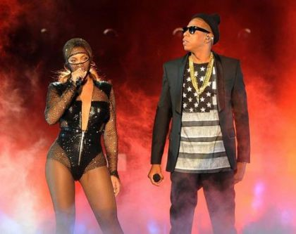 Beyonce and Jay Z Costume