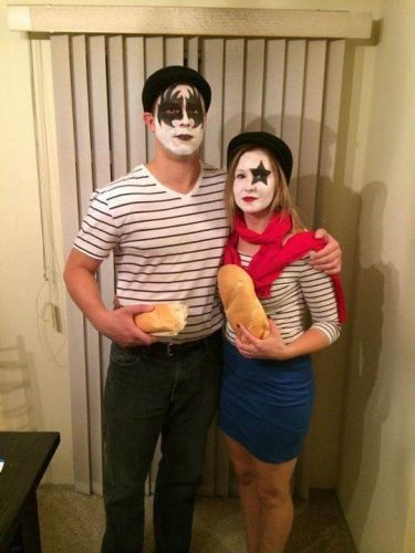 French Kiss Costume