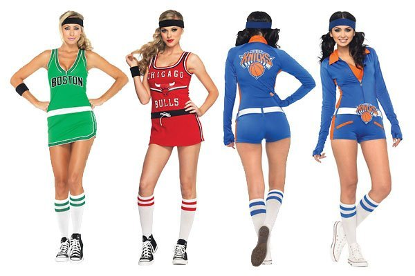 Favorite Sports Team Costumes