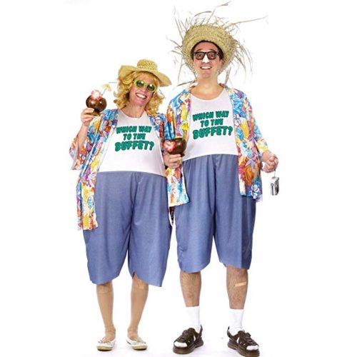 Fun World Tacky Traveler Adult Costume