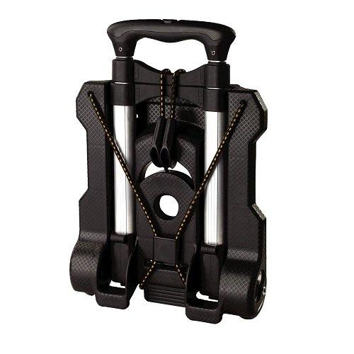 Samsonite Luggage Folding Cart, Black, One Size - Luggage carts