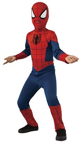Rubies Ultimate Spiderman Boys Costume - Spiderman Costume for Kids