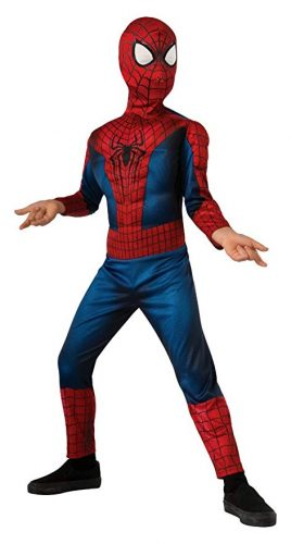 The Amazing Spider-Man 2 Deluxe Child Costume - Spiderman Costume for Kids