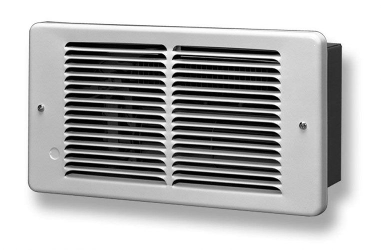 King PAW2422 2250-Watt 240-Volt Pic-A-Watt Wall Heater, Bright White - wall mounted electric heaters