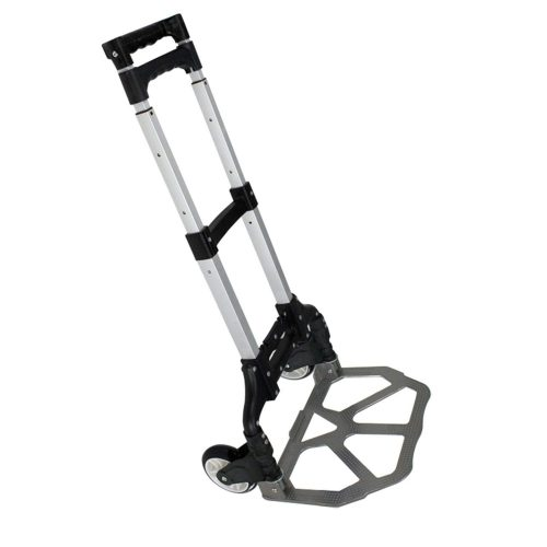 F2C Folding Aluminium Luggage Trolley Capacity Hand Truck - Luggage carts