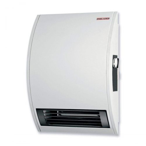 Stiebel Eltron CK 15E 120-Volt 1500-Watts Wall Mounted Electric Fan Heater - wall mounted electric heaters