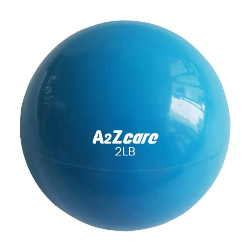 A2ZCARE Toning Ball - Soft Weighted Mini Ball/Medicine Ball - medicine balls
