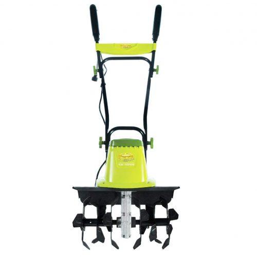 Sun Joe TJ604E 16-Inch 13.5 AMP Electric Garden Tiller/Cultivator - electric tillers