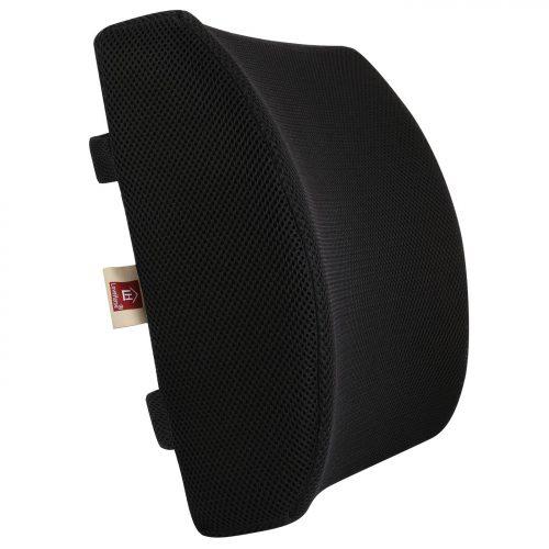 LoveHome Memory Foam Lumbar Support Back Cushion - Lumbar support pillows