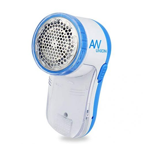 Beautural Portable Fabric Shaver and Lint Remover with 2-Speeds - Fabric Shavers