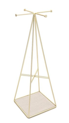 Umbra Prisma Jewelry Stand Organizer - Multi-Functional Necklace - jewelry stands