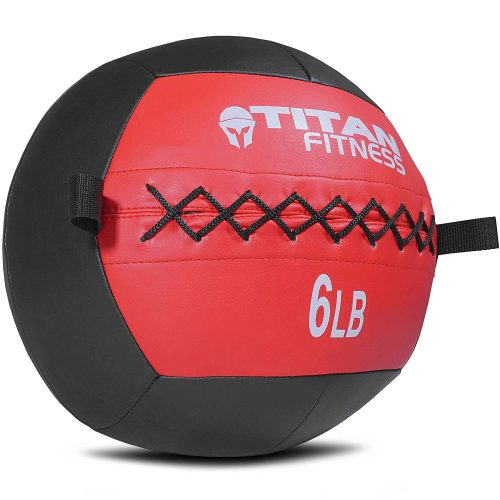 DYNAPRO Medicine Ball Exercise Ball, Durable Rubber, Consistent Weight Distribution - medicine balls