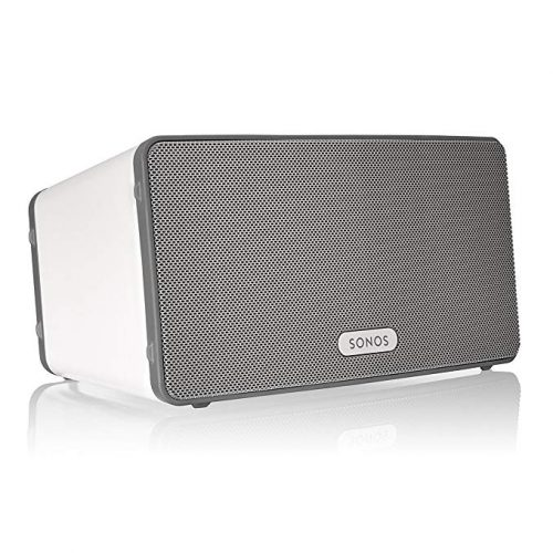 Sonos PLAY:3 Mid-Sized Wireless Smart Speaker - Airplay Speakers