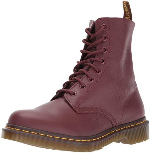 Dr. Martens Women's Pascal Leather Combat Boot - Combat Boots For Women
