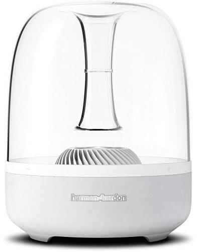 Harman Kardon Aura Studio Bluetooth 360 Degree Speaker System - Airplay Speakers