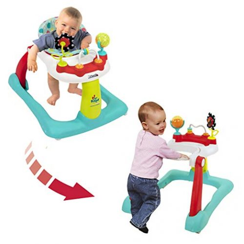 olcraft Tiny Steps 2-in-1 Activity Walker - Baby Push Walkers