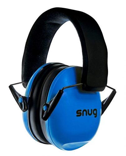 Snug Kids Earmuffs/Best Hearing Protectors - Kid Earmuffs
