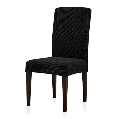 SubrtexStretch Dining Room Chair Slipcovers - Dining Chair Seat Covers
