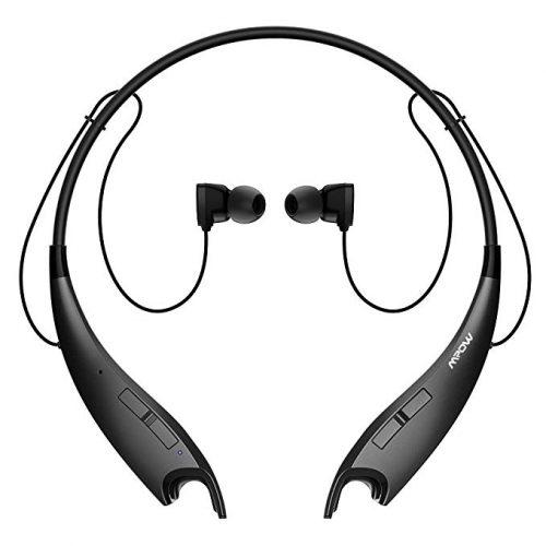 Mpow Jaws Bluetooth headphones set - Bluetooth Neckband Headphones