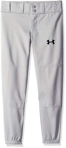 Under Armour Boy' Cuffed Baseball Pants - Baseball Pants