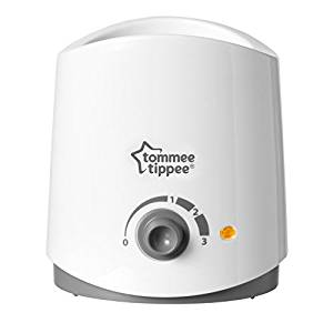 Tommee Tippee Closer to Nature Electric Infant Food and Baby Bottle Warmer - Baby Bottle Warmers