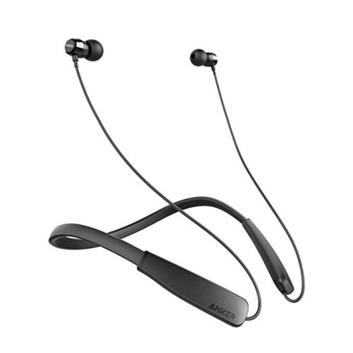 Anker SoundBuds Bluetooth Headphones - Bluetooth Neckband Headphones