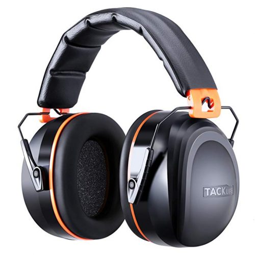 Noise Reduction Ear Muffs - Kid Earmuffs