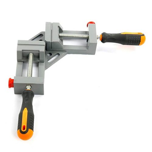 NUZAMAS 90 Degree Corner Clamp Right Angle - Angle Clamps
