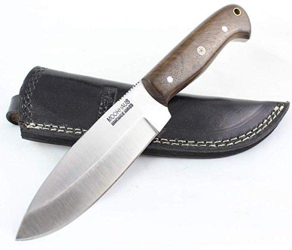 Moorhaus Full Tang Knife - Bushcraft Knives