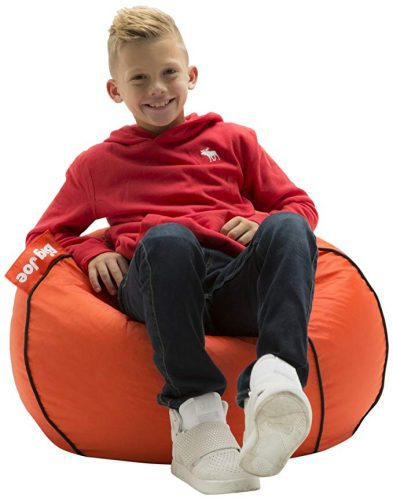 Big Joe Bean Bag Chair, Basketball - Bean Bag Chairs For Kids
