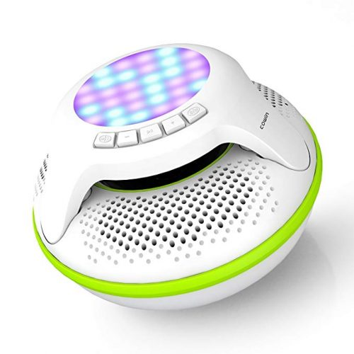 COWIN IPX7 Floating Waterproof Bluetooth Speaker - Floating & Pool Speakers