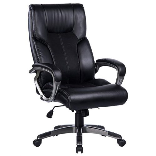 VANBOW High Back Office Chair - Minimal Design Office Chair